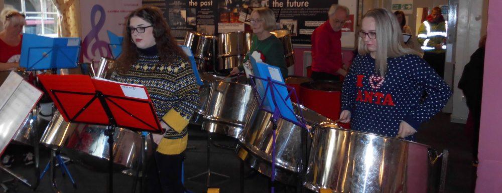 Adult Steel Drums